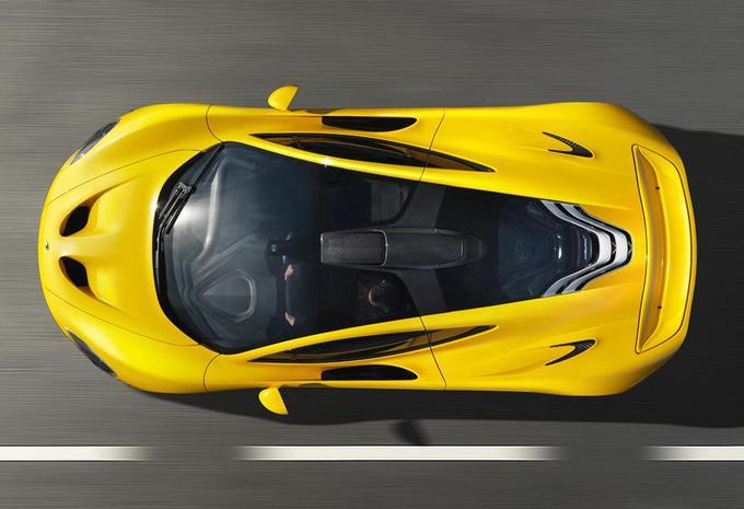 McLaren P1 #4