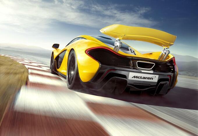McLaren P1 #5