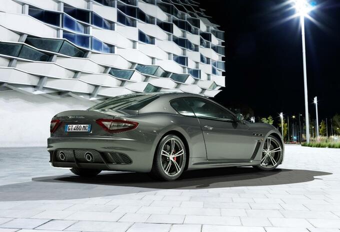 Maserati GranTurismo MC Stradale 4 places #2