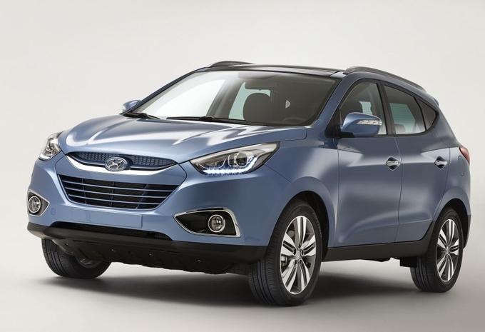 Hyundai ix35 #1