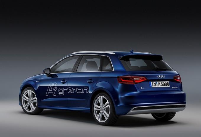 Audi A3 Sportback g-Tron #2