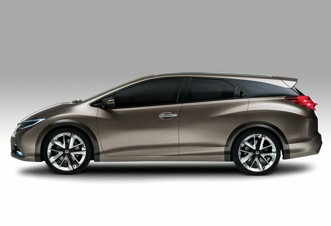 Honda Civic Tourer Concept #2