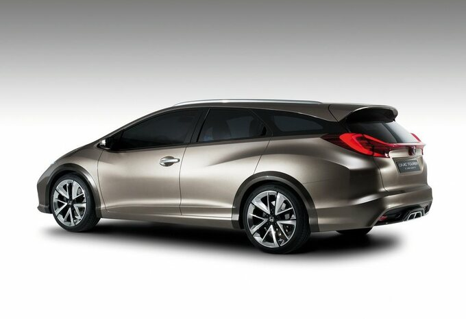 Honda Civic Tourer Concept #3