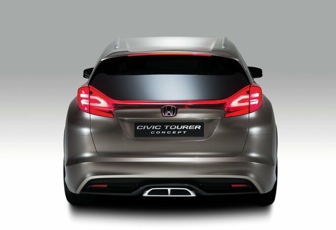 Honda Civic Tourer Concept #4