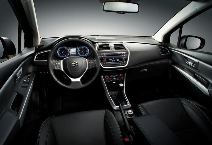 Suzuki SX4 #5