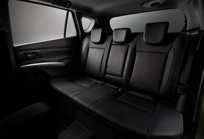 Suzuki SX4 #6