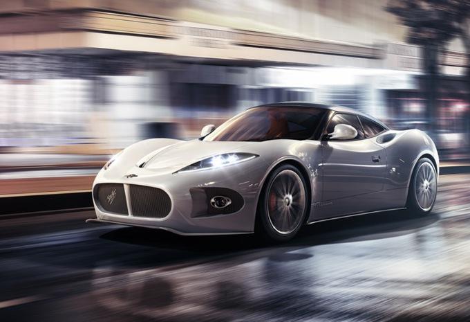 Spyker B6 Venator Concept #3