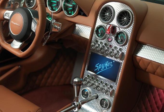 Spyker B6 Venator Concept #6