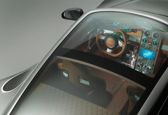 Spyker B6 Venator Concept #7