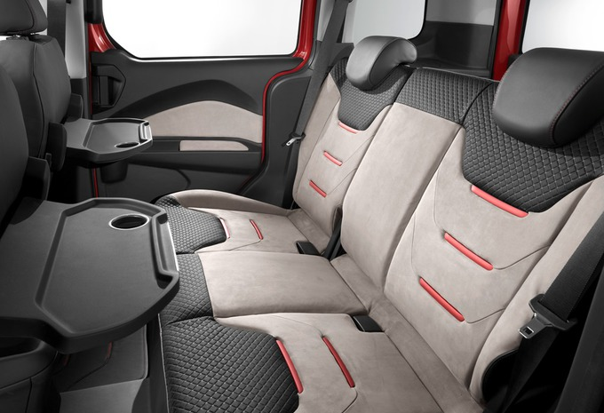 Ford Tourneo Courier #4