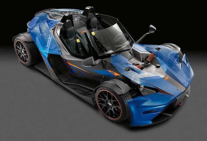 KTM X-Bow GT #5