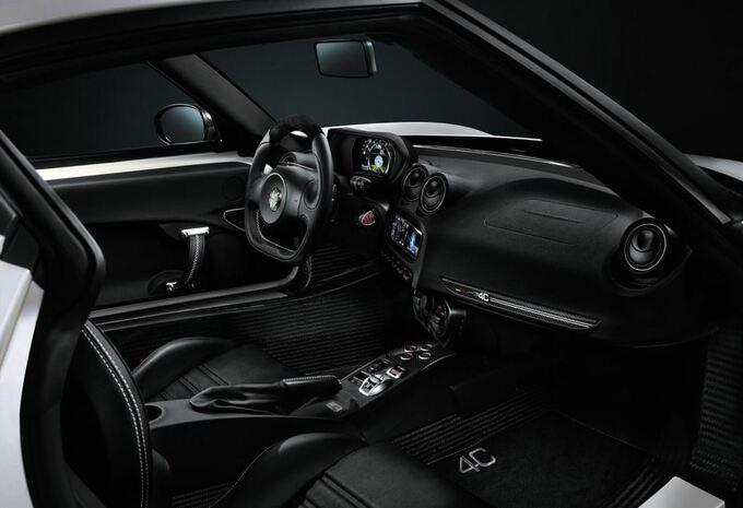 Alfa Romeo 4C #6
