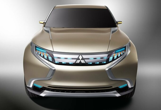 Mitsubishi GR-HEV Concept #2