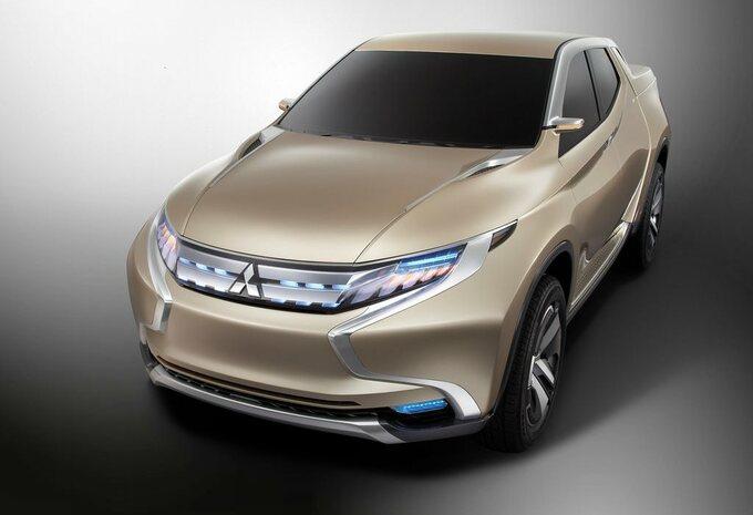 Mitsubishi GR-HEV Concept #3