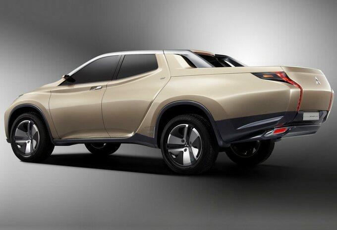 Mitsubishi GR-HEV Concept #4