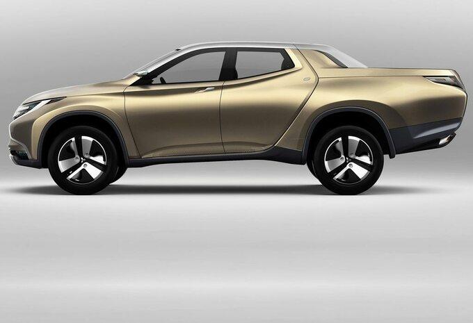 Mitsubishi GR-HEV Concept #5