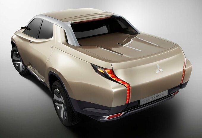 Mitsubishi GR-HEV Concept #6