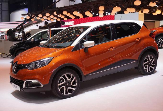 Renault Captur op video #1