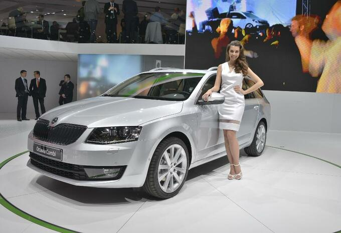 Skoda Octavia op video #1