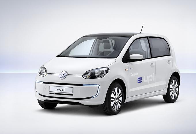 Volkswagen e-Up #1