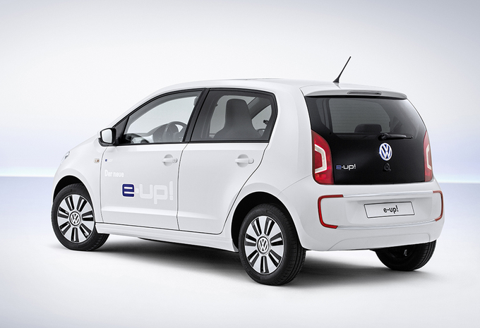 Volkswagen e-Up #3