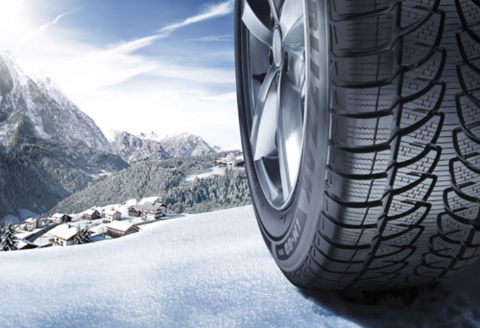 Nieuwe Bridgestone-banden #1
