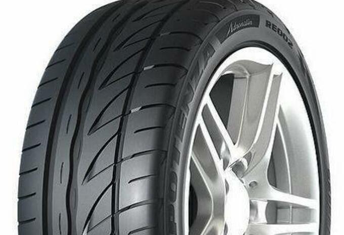 Nieuwe Bridgestone-banden #2