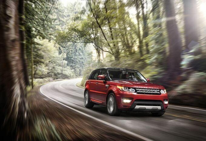 Range Rover Sport #10