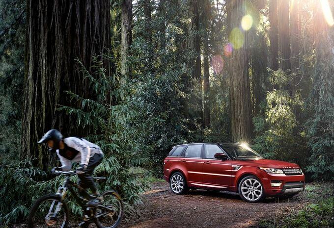 Range Rover Sport #3