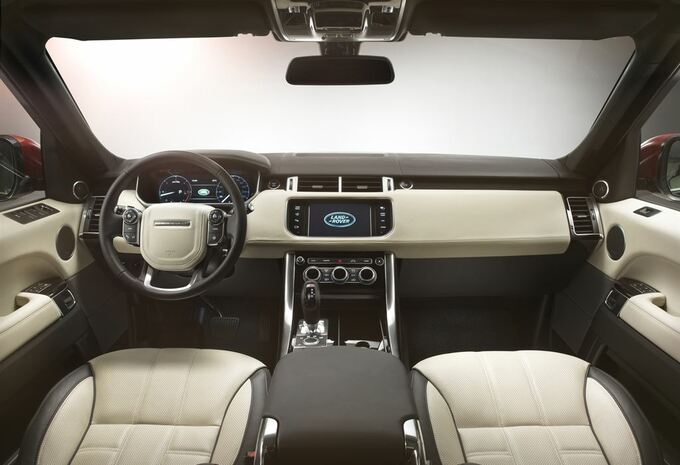 Range Rover Sport #4