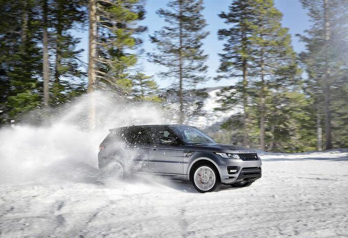 Range Rover Sport #6