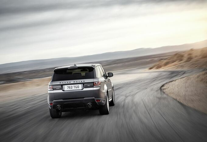Range Rover Sport #7