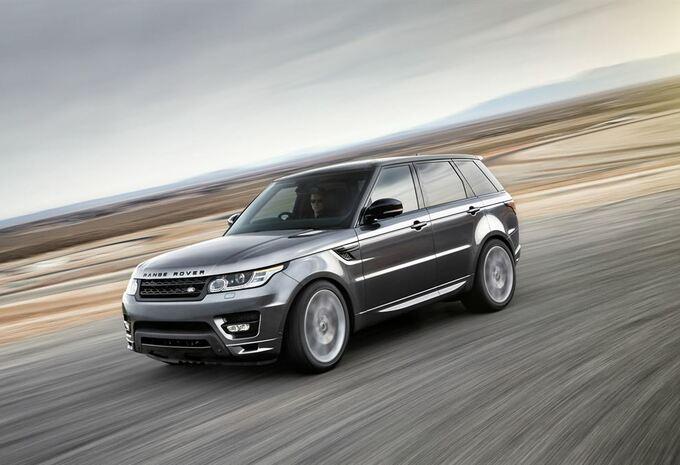 Range Rover Sport #8
