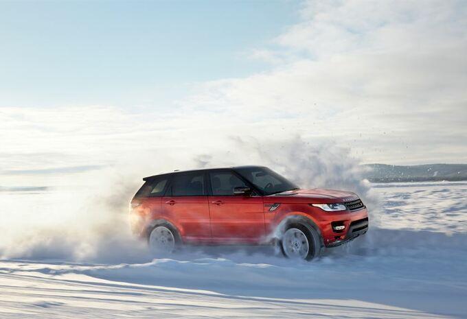 Range Rover Sport #9