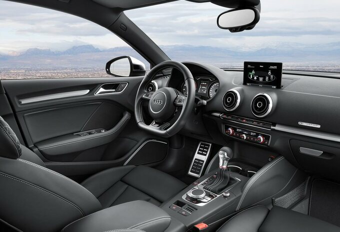 Audi A3 Berline #11