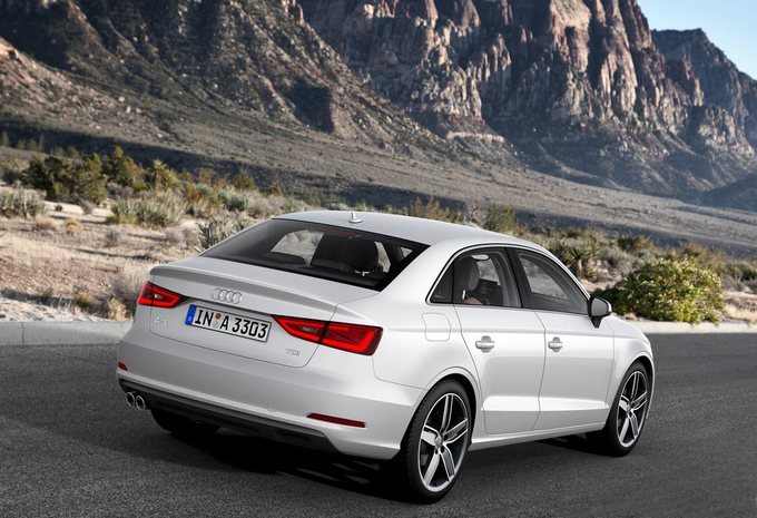 Audi A3 Berline #2