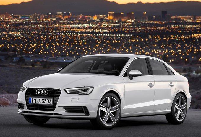Audi A3 Berline #3