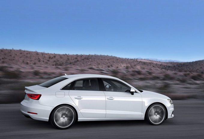 Audi A3 Berline #4