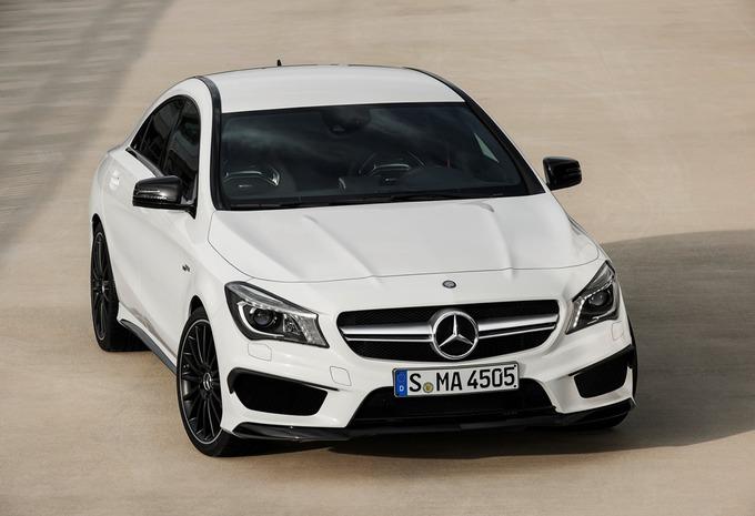 Mercedes CLA 45 AMG #5