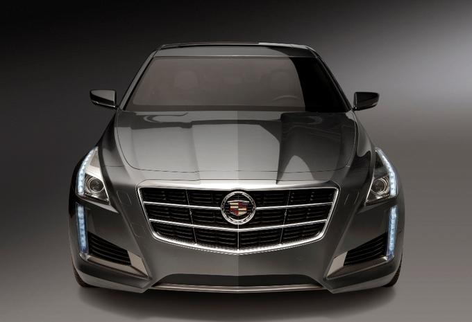 Cadillac CTS #2
