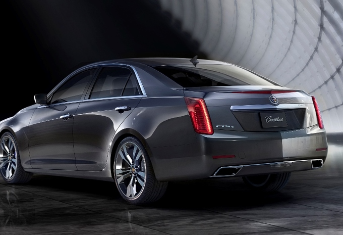 Cadillac CTS #3
