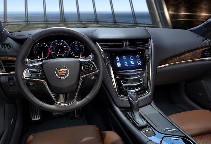Cadillac CTS #4