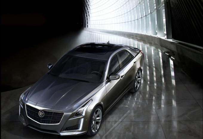Cadillac CTS #5