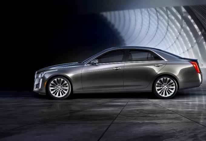 Cadillac CTS #7