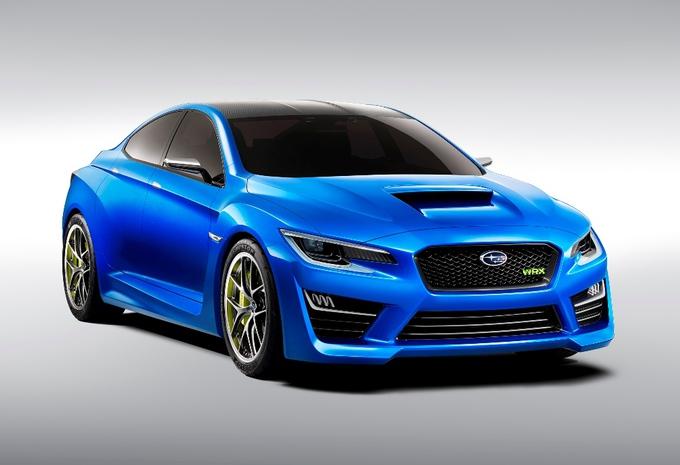 Subaru WRX Concept #1