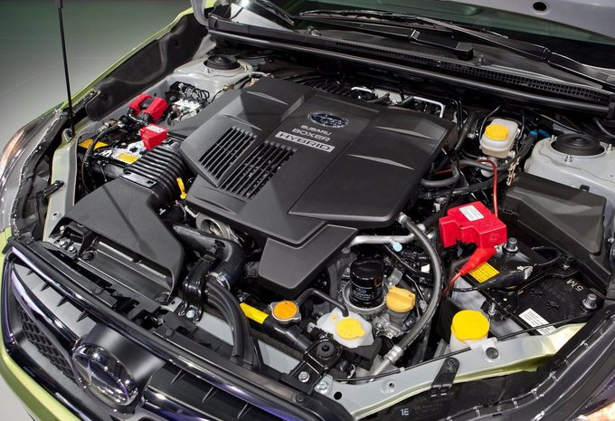 Subaru XV Crosstrek Hybrid #2