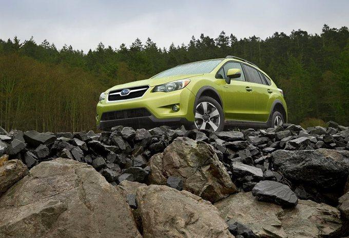 Subaru XV Crosstrek Hybrid #3