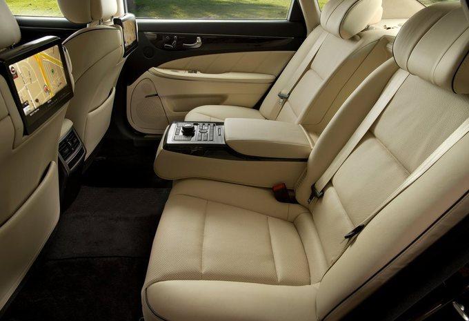 Hyundai Equus #5