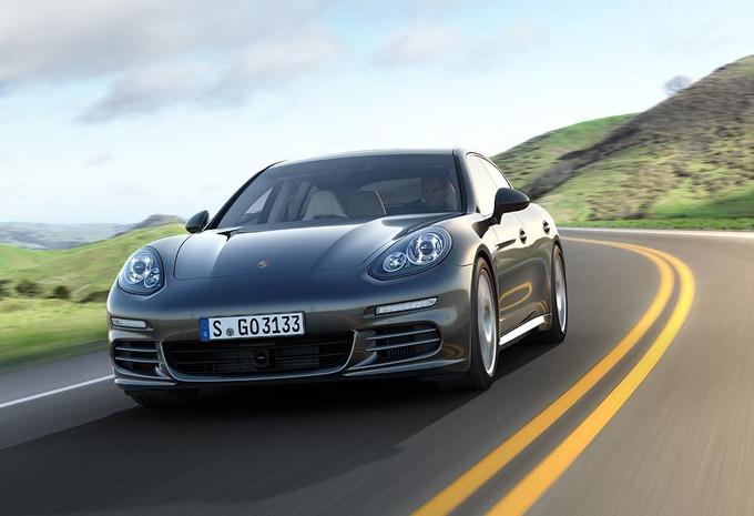 Porsche Panamera #1
