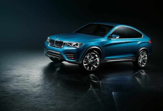 BMW X4 Concept #1